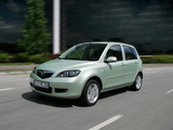 Photos of Mazda 2 2002–05