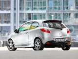 Photos of Mazda2 Sport 3-door (DE) 2008–10