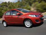 Photos of Mazda2 AU-spec (DE2) 2010