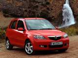 Pictures of Mazda 2 2002–05