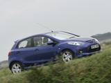 Pictures of Mazda 2 Sport 5-door UK-spec 2007–10