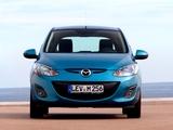 Pictures of Mazda 2 5-door 2010