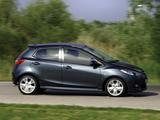 Mazda 2 Sport 5-door 2007–10 wallpapers