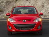 Mazda2 US-spec (DE2) 2010 wallpapers