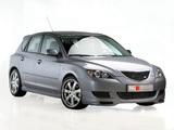 Images of MS Design Mazda3 (BK) 2003–06