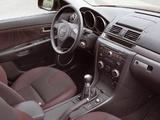 Images of Mazda 3 Hatchback 2003–06