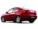Images of Mazda3 Sedan AU-spec (BK) 2004–06