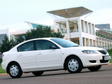 Images of Mazda3 Sedan ZA-spec (BK) 2004–06