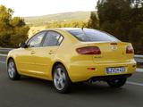 Images of Mazda3 Sedan (BK) 2004–06