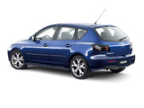 Images of Mazda 3 Hatchback 2006–09