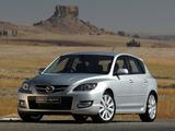 Images of Mazda3 MPS ZA-spec (BK) 2006–09