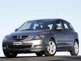 Images of Mazda3 Hatchback SP23 (BK2) 2006–09