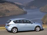 Images of Mazda3 Sport Hatchback UK-spec (BK2) 2006–09
