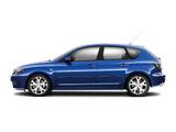 Images of Mazda 3 Hatchback 2006–09