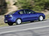Images of Mazda3 Sedan AU-spec (BK2) 2006–09