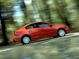Images of Mazda3 Sport Sedan ZA-spec (BK2) 2006–09