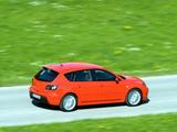 Images of Mazda3 MPS (BK) 2006–09