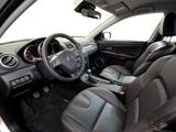 Images of Mazda 3 Sedan 2006–09