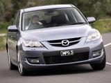 Images of Mazda 3 MPS AU-spec 2006–09