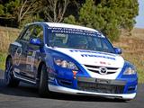 Images of Mazda3 MPS Targa Tasmania 2007–09