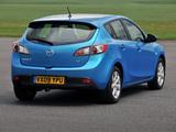 Images of Mazda3 Hatchback UK-spec (BL) 2009–11