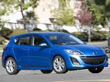 Images of Mazda3 Hatchback US-spec (BL) 2009–11