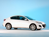 Images of Mazda3 Sedan (BL) 2009–11
