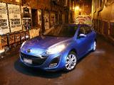 Images of Mazda3 SP25 Hatchback (BL) 2009–11