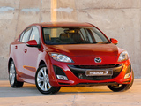 Images of Mazda3 Sedan ZA-spec (BL) 2009–11