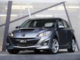 Images of Mazda3 MPS AU-spec (BL) 2009–13