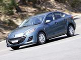 Images of Mazda3 Sedan AU-spec (BL) 2009–11
