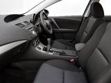 Images of Mazda3 Sport Hatchback UK-spec (BL) 2009–11