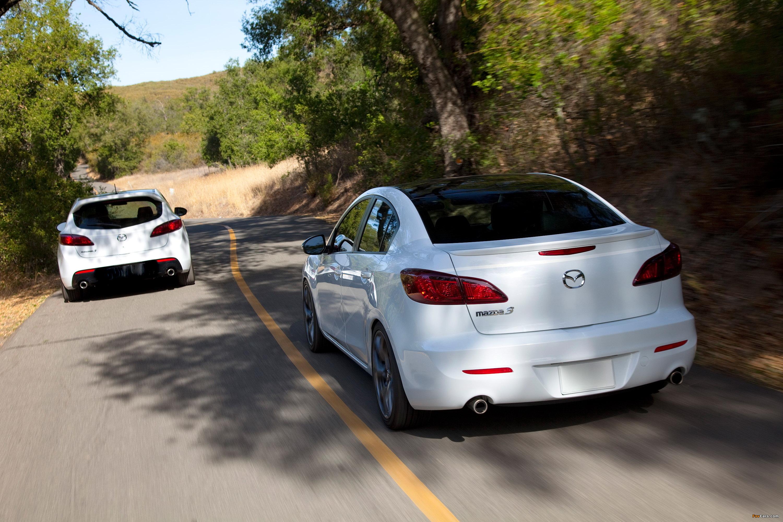 Images of Mazda3 (BL) 2009–13 (3000 x 2000)
