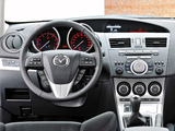Images of Mazda 3 Hatchback Edition 125 2011