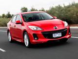 Images of Mazda3 Sedan AU-spec (BL2) 2011–13