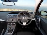 Images of Mazda3 Hatchback UK-spec (BL2) 2011–13