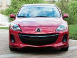 Images of Mazda3 Sedan US-spec (BL2) 2011–13