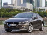 Images of Mazda3 Sedan (BM) 2013