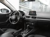 Images of Mazda3 Hatchback US-spec (BM) 2013