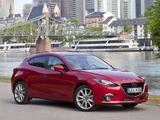 Images of Mazda3 Hatchback (BM) 2013