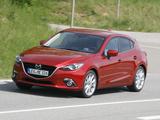Images of Mazda3 Hatchback (BM) 2016