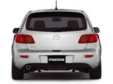 Mazda 3 Hatchback AU-spec 2003–06 images
