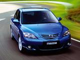 Mazda3 Sport Hatchback (BK) 2003–06 images