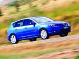 Mazda 3 Hatchback SP23 2003–06 photos