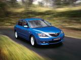 Mazda 3 Hatchback 2003–06 photos