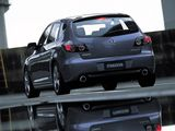 Mazda MX Sportif Concept (BK) 2003 pictures