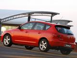 Mazda3 Hatchback ZA-spec 2003–06 pictures