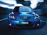 Mazda3 Sport Hatchback (BK) 2003–06 wallpapers