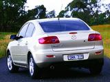 Mazda3 Sedan AU-spec (BK) 2004–06 images