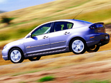 Mazda3 SP23 Sedan (BK) 2004–06 images